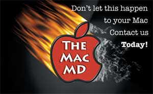 Contact The Mac MD for Macintosh Sales